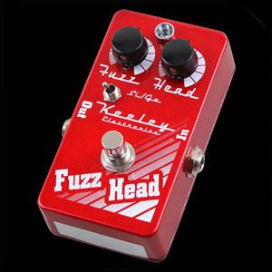 Keeley Electronics Fuzz Head【送料無料】【次回入荷分ご予約受付中】