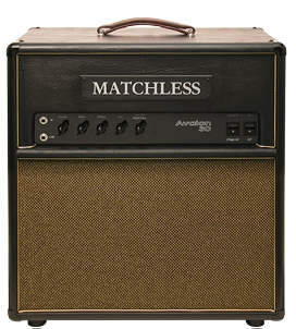 MATCHLESS Avalon 30 Combo112 (BLK/Gold) 【smtb-u】
