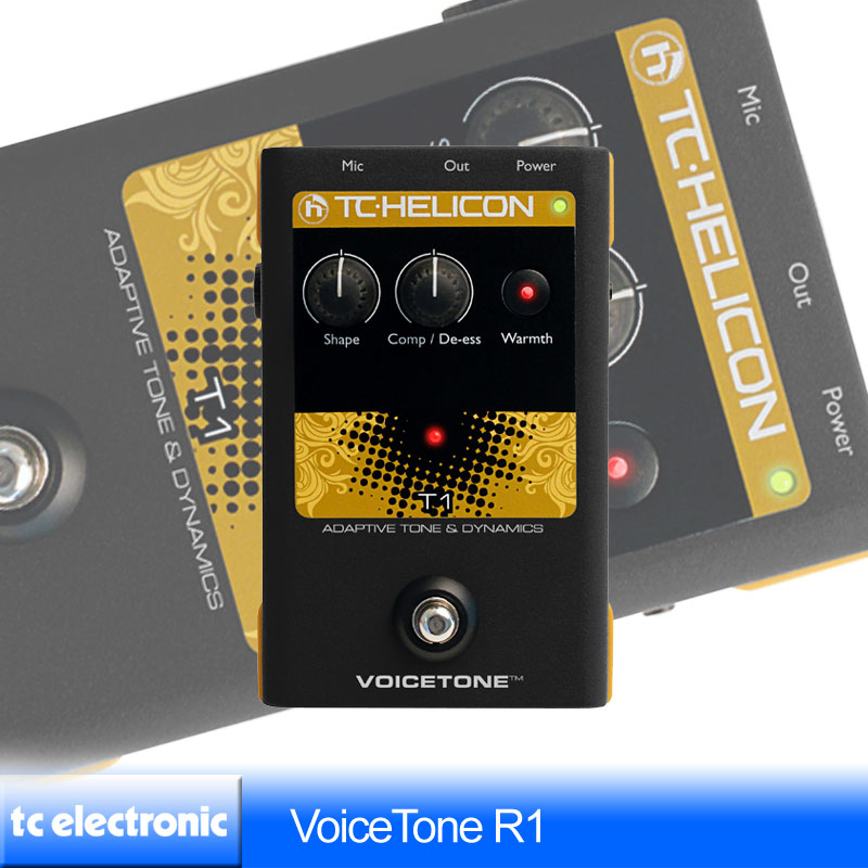 TC Helicon VoiceTone T1【送料無料】