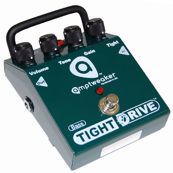Amptweaker Bass TightDrive (エフェクター/ベース用オーバードライブ)(送料無料)(ご予約受付中)