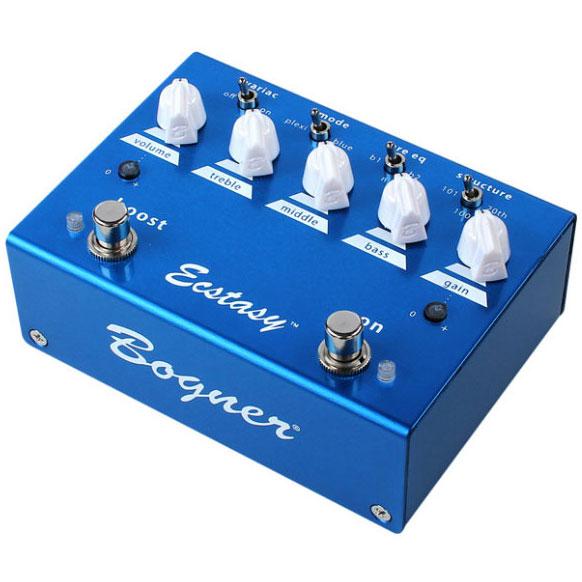 Bogner Ecstasy Blue《エフェクター/オーバードライブ》【即納可!】【数量限定】【送料無料】【smtb-u】