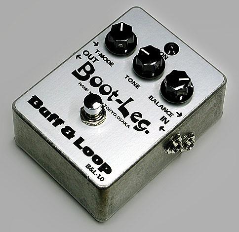 Boot-Leg Buff & Loop B&L-1.0《エフェクター/バッファー/ループ》【ESPステッカー付き】【送料無料】【smtb-u】