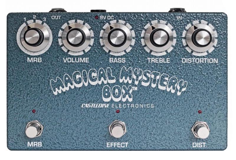 CASTLEDINE ELECTRONICS Magical Mystery Box 《エフェクター/ディストーション》【送料無料】