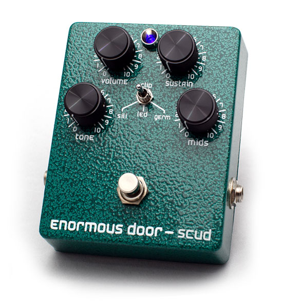 Enormous Door SCUD《エフェクター/ファズ》【送料無料】