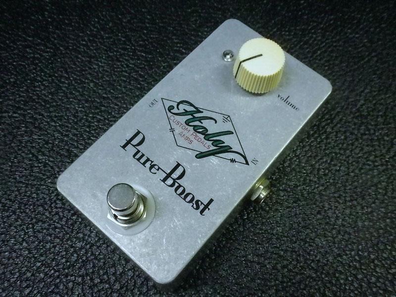 HOLY CUSTOM PEDALS AMPS Pure Boost《エフェクター/ブースター》【送料無料】【smtb-u】