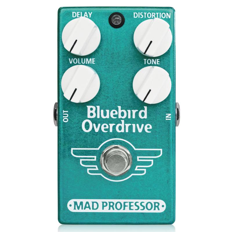 Mad Professor Bluebird Overdrive Delay《エフェクター/オーバードライブ/ディレイ》【送料無料】