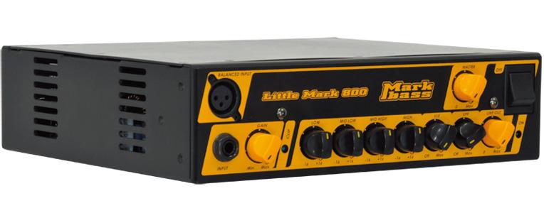 MarkBass Little Mark 800(ベースヘッドアンプ)(送料無料)(マンスリープレゼント)(お取り寄せ)