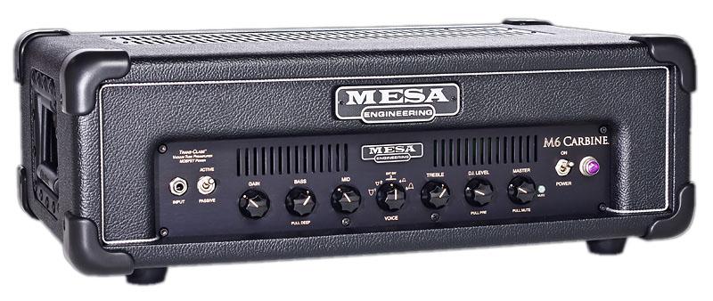 Mesa/Boogie M6 Carbine Head《ベースヘッドアンプ》【送料無料】