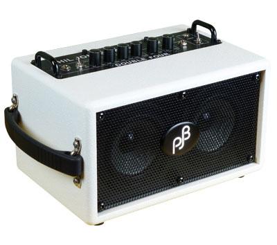 Phil Jones Double Four(WHITE)《小型ベースコンボアンプ》【送料無料】【smtb-u】【次回入荷分ご予約受付中】