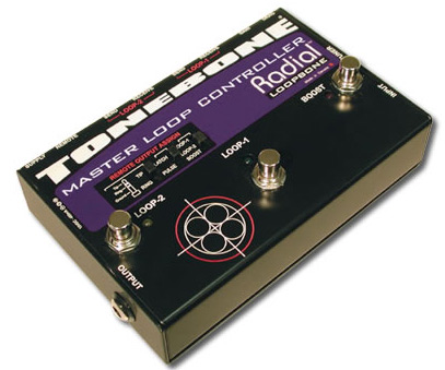 Radial Loopbone《ループコントローラー》【送料無料】【smtb-u】