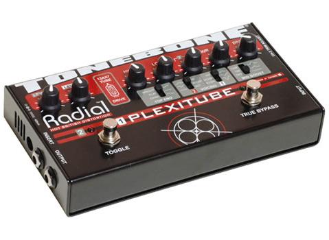 Radial Plexitube《エフェクター/ディストーション》【送料無料】【smtb-u】