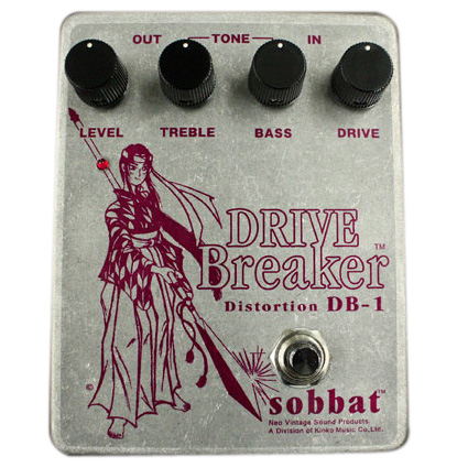 Sobbat Drive Breaker 1《エフェクター/ディストーション》【送料無料】【smtb-u】