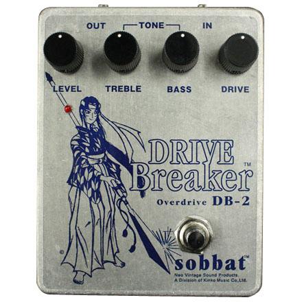 Sobbat Drive Breaker 2《エフェクター/ディストーション》【送料無料】【smtb-u】