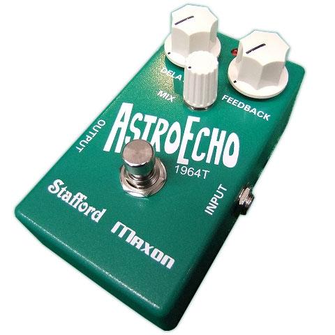 Stafford×Maxon ASTRO ECHO 1964T《エフェクター/ディレイ》【送料無料】【smtb-u】(ご予約受付中)