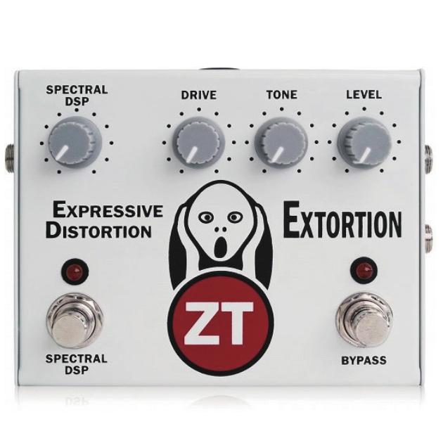 ZT Amp EXTORTION《エフェクター/ディストーション》【送料無料】