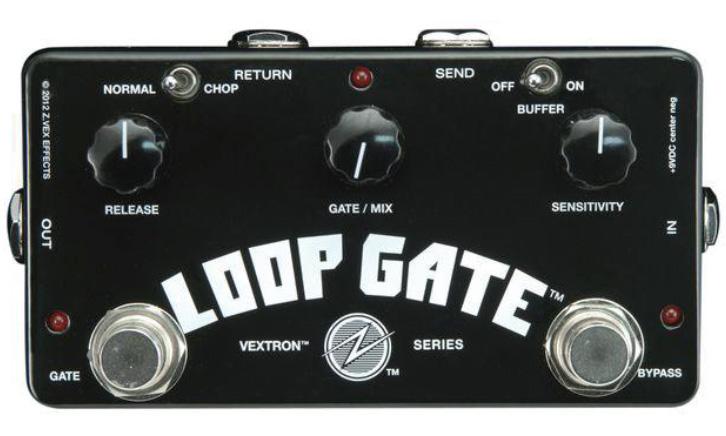 Z.VEX LOOP GATE Vextron Series《エフェクター/ルーパー/ノイズゲート》【送料無料】