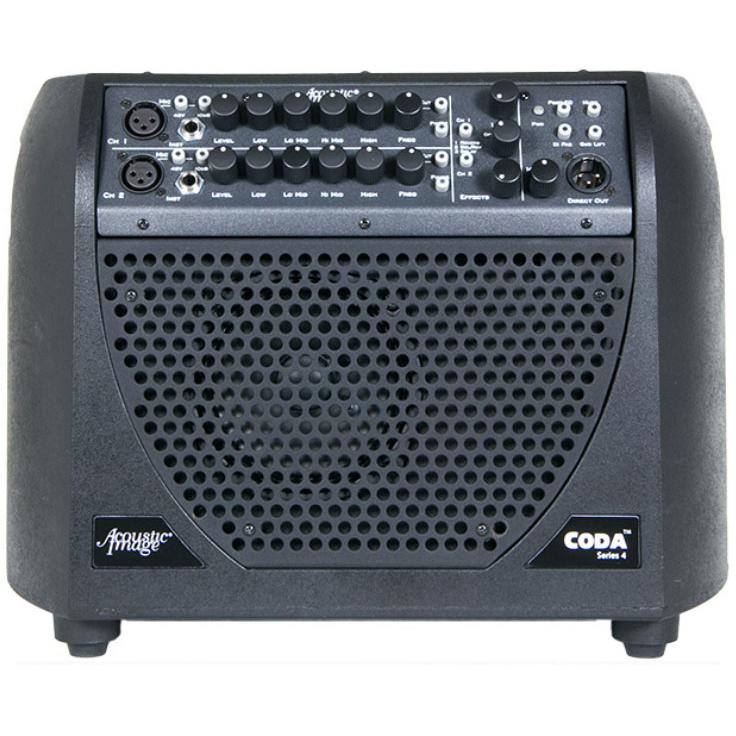 Acoustic Image 611AA plus Coda S4 plus 2ch 2ch 600W Combo Amp《コンボアンプ》【送料無料】