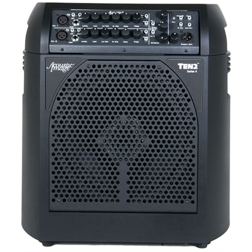 Acoustic Image 631AA plus Ten2 S4 plus 2ch 2ch 600W Convertible Combo Amp w/Effects《コンボアンプ》【送料無料】