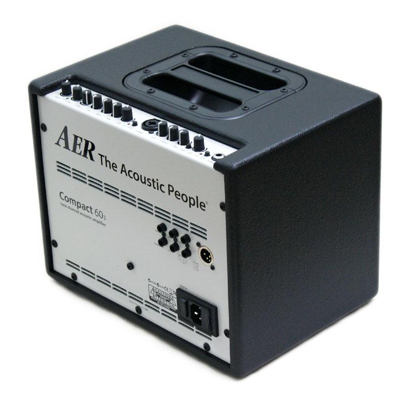 AER Compact60/3《アコースティックギターコンボアンプ》【送料無料】