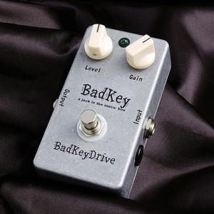 Badkey Badkey Drive《エフェクター/オーバードライブ》【送料無料】