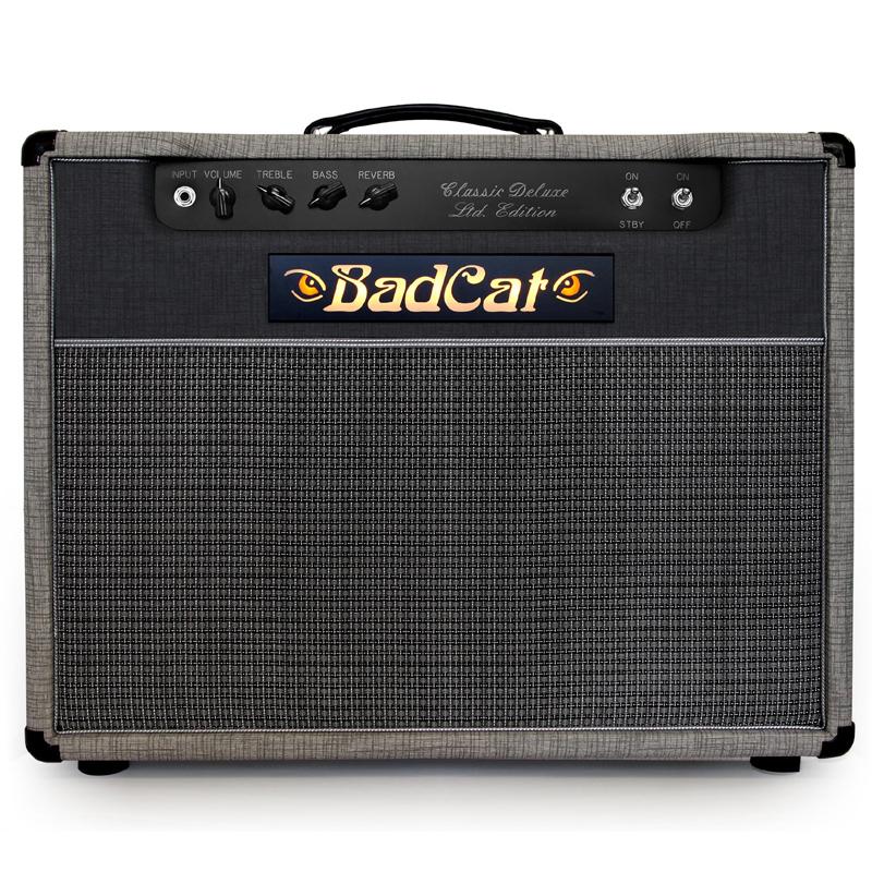 Bad Cat Classic Deluxe LTD 《ギターコンボアンプ》【送料無料】