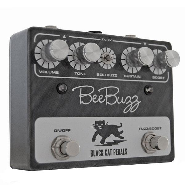 Black Cat Bee Buzz 《エフェクター/ファズ》【送料無料】