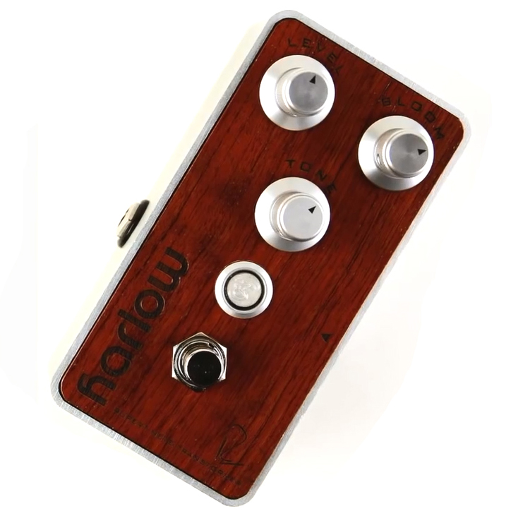Bogner Neve Pedals HARLOW RUPERT NEVE DESIGNS BOOST With BLOOM (Wood)《エフェクター/ブースター》【送料無料】