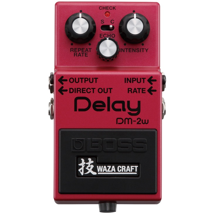 BOSS 技 Waza Craft Series DM-2W Delay 《エフェクター/ディレイ》【送料無料】