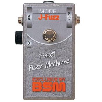 BSM J-Fuzz 《エフェクター/ ファズ》【送料無料】【納期未定・ご予約受付中】
