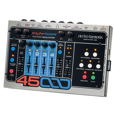 Electro Harmonix 45000 《エフェクター/マルチトラック・ルーピング・レコーダー》 【送料無料】