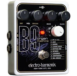 Electro Harmonix B9 Organ Machine 《エフェクター/オルガンシミュレーター》 【送料無料】
