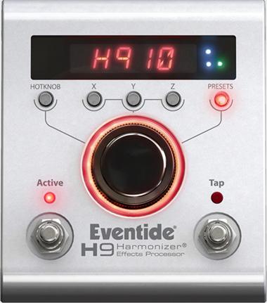 【アウトレット特価】Eventide H9《空間系&モジュレーションマルチエフェクター》【送料無料】