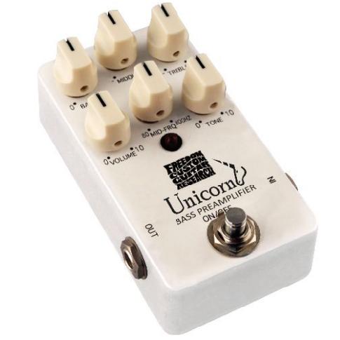 男女兼用 Freedom BASS Custom Guitar Guitar Research Unicorn Unicorn BASS PREAMPLIFIER《ベース用プリアンプ》【送料無料】, ROSEGRAY:988d13c8 --- fabricadecultura.org.br