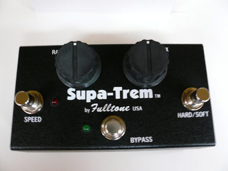Fulltone Supa-Trem 《エフェクター/トレモロ》【送料無料】