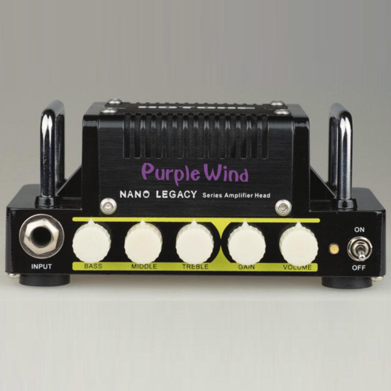 HOTONE NANO LEGACY Purple Wind 《超小型ヘッドアンプ》【送料無料】