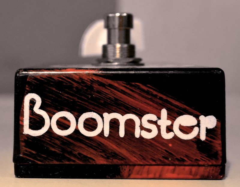 Jam Pedals Boomster 【送料無料】 [BM] 《エフェクター/ブースター》