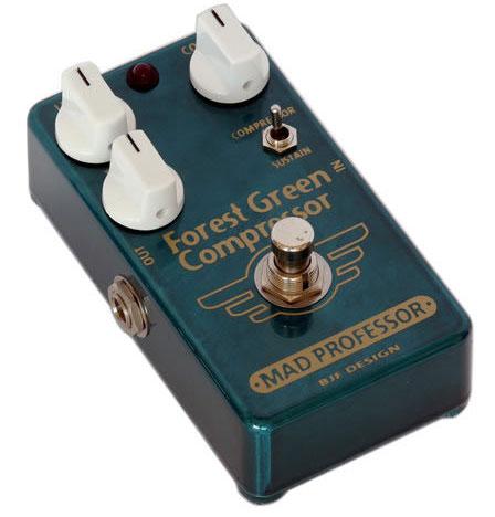Mad Professor Forest Green Compressor 《エフェクター/コンプレッサー》【送料無料】