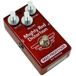 Mad Professor New Mighty Red Distortion 《エフェクター/ディストーション》【送料無料】【smtb-u】