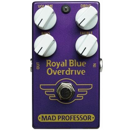 Mad Professor Royal Blue Overdrive 《エフェクター/オーバードライブ》【送料無料】(ご予約受付中)