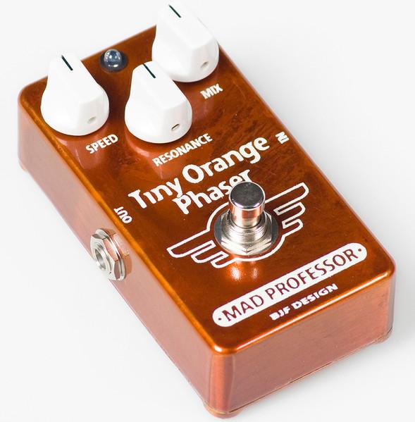 Tiny 《エフェクター/フェイザー》【送料無料】【smtb-u】 Orange Professor Mad Phaser