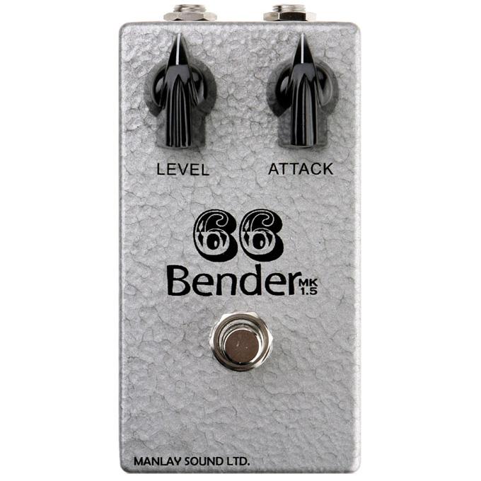 Manlay Sound 66 Bender 《エフェクター/ファズ》【送料無料】