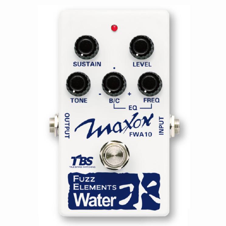 Maxon Fuzz Elements Water