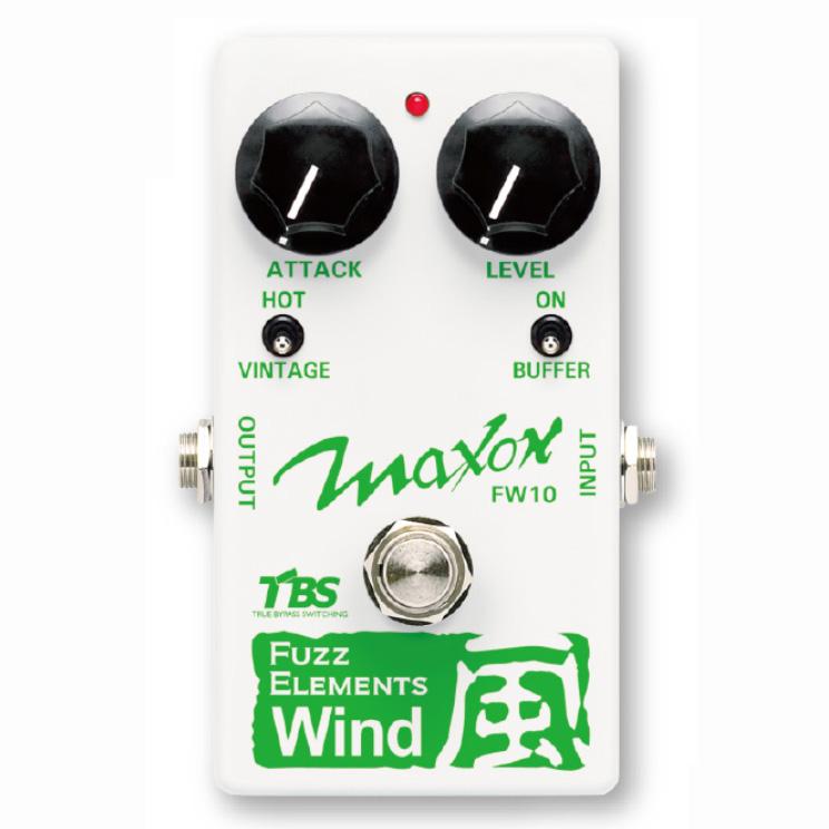 Maxon Fuzz Elements Wind