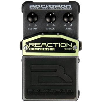 Rocktron Reaction Compressor 《エフェクター/ コンプレッサー 》【送料無料】