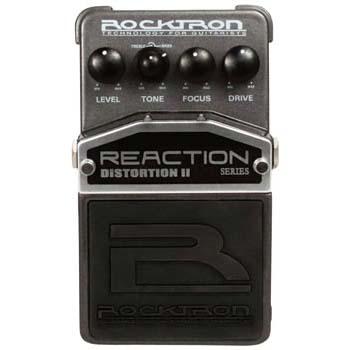 Rocktron Reaction Distortion II 《エフェクター/ ディストーション 》【送料無料】