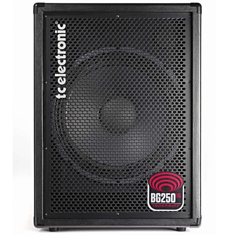 TC Electronic BG250-115《ベースコンボアンプ》【送料無料】【ご予約受付中】