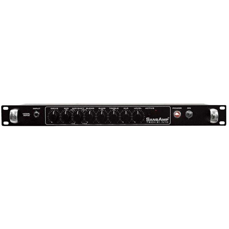 TECH21 SansAmp RPM 《各種楽器用プリアンプ/DIボックス》【送料無料】