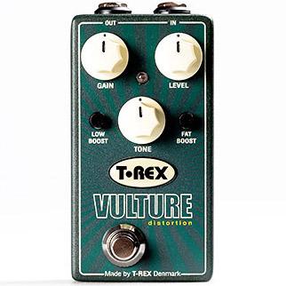 T-REX VULTURE 《エフェクター/ディストーション》【送料無料】
