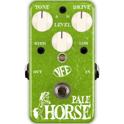 VFE Pedals Pale Horse 《エフェクター/オーバードライブ》【送料無料】