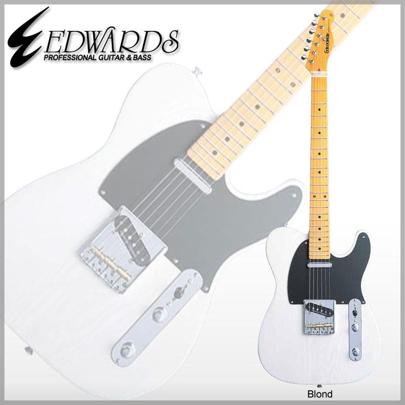 Edwards E-TE-100M/LT (Blond)【送料無料】【受注生産品】